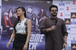Anil Kapoor, Shruti Haasan at welcome back delhi promotions in Mumbai on 1st Sept 2015