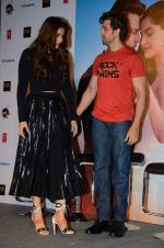Hrithik Roshan, Sonam Kapoor at the launch of _Dheere Dheere Se_ song on 1st Aug 2015