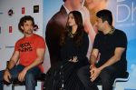 Hrithik Roshan, Sonam Kapoor, Bhushan Kumar at the launch of _Dheere Dheere Se_ song on 1st Aug 2015