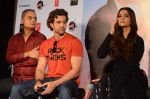 Hrithik Roshan, Sonam Kapoor, Neeraj Roy at the launch of _Dheere Dheere Se_ song on 1st Aug 2015