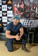 John Abraham at welcome back delhi promotions in Mumbai on 1st Sept 2015