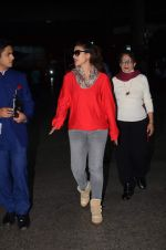 Kajol back from Ireland on 1st Sept 2015