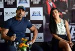 Shruti Haasan, John Abraham  at welcome back delhi promotions in Mumbai on 1st Sept 2015