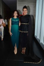 Tanisha Mukherjee, manasi Scott at a wedding exhibition in The Dressing Room on 1st Sept 2015