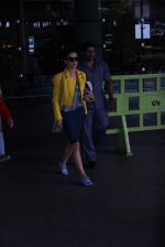 kangana Ranaut return from dubai on 1st Sept 2015