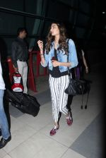 Athiya Shetty return from Ahmedabad on 2nd Sept 2015