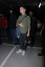 Elijah Wood arrives in Mumbai to visit India and DJ on 2nd Sept 2015