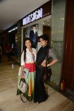 Maria Goretti at Hidesign store for Vogue Fashion Night Out on 2nd Sept 2015