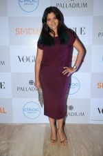 Narayani Shastri at Fashion_s Night Out 2015 by Vogue in Palladium on 2nd Sept 2014 (19)_55e7fd015b85c.JPG