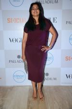 Narayani Shastri at Fashion_s Night Out 2015 by Vogue in Palladium on 2nd Sept 2014 (20)_55e7fd03acffd.JPG