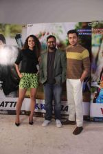kangana Ranaut, imran Khan,  Nikhil Advani promote katti batti in Mumbai on 2nd Sept 2015