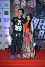 Aamir Ali, Sanjeeda Sheikh at welcome back premiere in Mumbai on 3rd  Sept 2015 (36)_55e9466e717d0.JPG