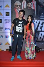 Aamir Ali, Sanjeeda Sheikh at welcome back premiere in Mumbai on 3rd  Sept 2015 (40)_55e94661691f8.JPG