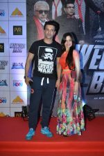 Aamir Ali, Sanjeeda Sheikh at welcome back premiere in Mumbai on 3rd  Sept 2015 (37)_55e94660a27f1.JPG