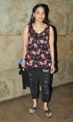 Alvira Khan Agnihotri (Salman Khan_s sister) at the screening of Hollywood movie Transporter Refuelled hosted by Joe Rajan at Light Box Theatre._55e93e68a6bb3.JPG