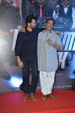 Anil Kapoor, Nana Patekar at welcome back premiere in Mumbai on 3rd  Sept 2015