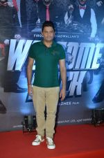 Bhushan Kumar at welcome back premiere in Mumbai on 3rd  Sept 2015