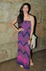 Daisy Shah at the screening of Hollywood movie Transporter Refuelled hosted by Joe Rajan at Light Box Theatre.1