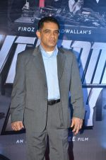 Firoz Nadiadwala at welcome back premiere in Mumbai on 3rd  Sept 2015