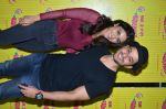 Kunal Khenu and Zoa Morani at Radio Mirchi studio to promote their film Bhaag Johny on 3rd Sept 2015 (3)_55e93e162d137.JPG