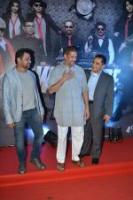 Nana Patekar, Anees Bazmee at welcome back premiere in Mumbai on 3rd  Sept 2015