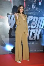 Sonam Kapoor at welcome back premiere in Mumbai on 3rd  Sept 2015