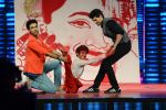 Sooraj Panchol promote Hero on the show Dance Plus on 3rd Sept 2015