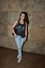 Ameesha Patel at Welcome Back 2 screening in Lightbox on 4th Sept 2015