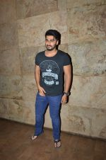 Arjun Kapoor at Welcome Back 2 screening in Lightbox on 4th Sept 2015