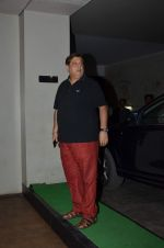 David Dhawan at Welcome Back 2 screening in Lightbox on 4th Sept 2015