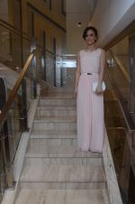 Elli Avram snapped at Zoya store in Khar, Mumbai on 4th Sept 2015