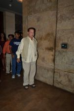 Salim Khan at Welcome Back 2 screening in Lightbox on 4th Sept 2015