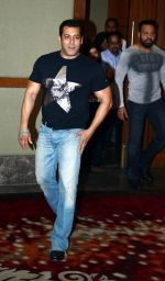 Salman Khan at Hero Press Meet in Gurgaon on 5th Sept 2015