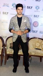 Sooraj Pancholi at Hero Press Meet in Gurgaon on 5th Sept 2015