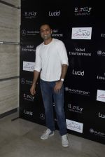 Abhay Deol at Elijah Wood bash hosted by Guneet Monga in Mumbai on 6th Sept 2015
