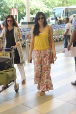 Adah Sharma snapped at the airport on 6th Sept 2015
