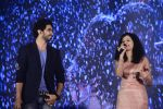 Amaal Mallik, Palak Muchchal at Hero music launch in Taj Lands End on 6th Sept 2015