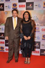 Anu Ranjan, Sashi Ranjan at Gr8 ITA Awards in Mumbai on 6th Sept 2015 (25)_55ed557be861c.JPG