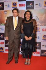Anu Ranjan, Sashi Ranjan at Gr8 ITA Awards in Mumbai on 6th Sept 2015 (27)_55ed557c990a6.JPG