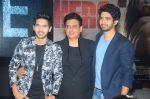 Armaan Malik, Amaal Mallik, Daboo Malik at Hero music launch in Taj Lands End on 6th Sept 2015