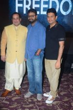 Bhushan Kumar, Nikhil Advani at Hero music launch in Taj Lands End on 6th Sept 2015