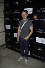 Elijah Wood bash hosted by Guneet Monga in Mumbai on 6th Sept 2015