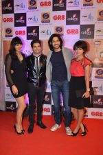 Karan Mehra, Nisha Rawal at Gr8 ITA Awards in Mumbai on 6th Sept 2015 (250)_55ed5fa91e991.JPG