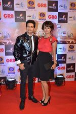 Karan Mehra, Nisha Rawal at Gr8 ITA Awards in Mumbai on 6th Sept 2015 (253)_55ed5faa7da82.JPG