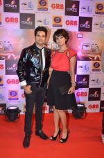 Karan Mehra, Nisha Rawal at Gr8 ITA Awards in Mumbai on 6th Sept 2015 (254)_55ed5fd5619f6.JPG