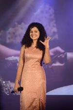 Palak Muchchal at Hero music launch in Taj Lands End on 6th Sept 2015