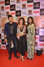 Ravi Dubey, Sargun mehta at Gr8 ITA Awards in Mumbai on 6th Sept 2015 (370)_55ed60367e4e5.JPG