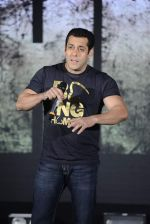 Salman Khan at Hero music launch in Taj Lands End on 6th Sept 2015