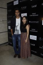 Shweta Tripathi, Vicky Kaushal at Elijah Wood bash hosted by Guneet Monga in Mumbai on 6th Sept 2015