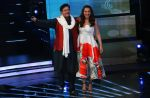 Sonakshi Sinha, Shatrughan Sinha at Indian Idol Junior Grand Finale on 6th Sept 2015